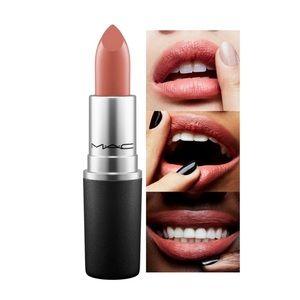 MAC • Satin Lipstick • Mocha